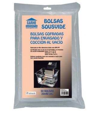 BOLSAS GOFRADAS ENVASADO Y...