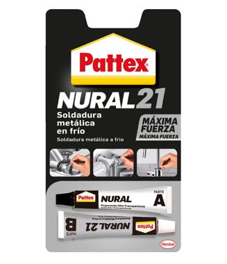 NURAL 21 SOLDADURA METALICA...